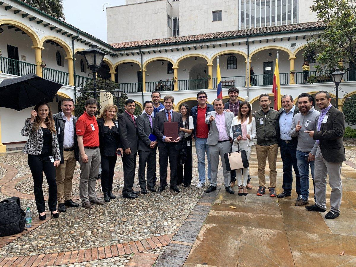 reconocimiento de Craig Wright en Colombia
