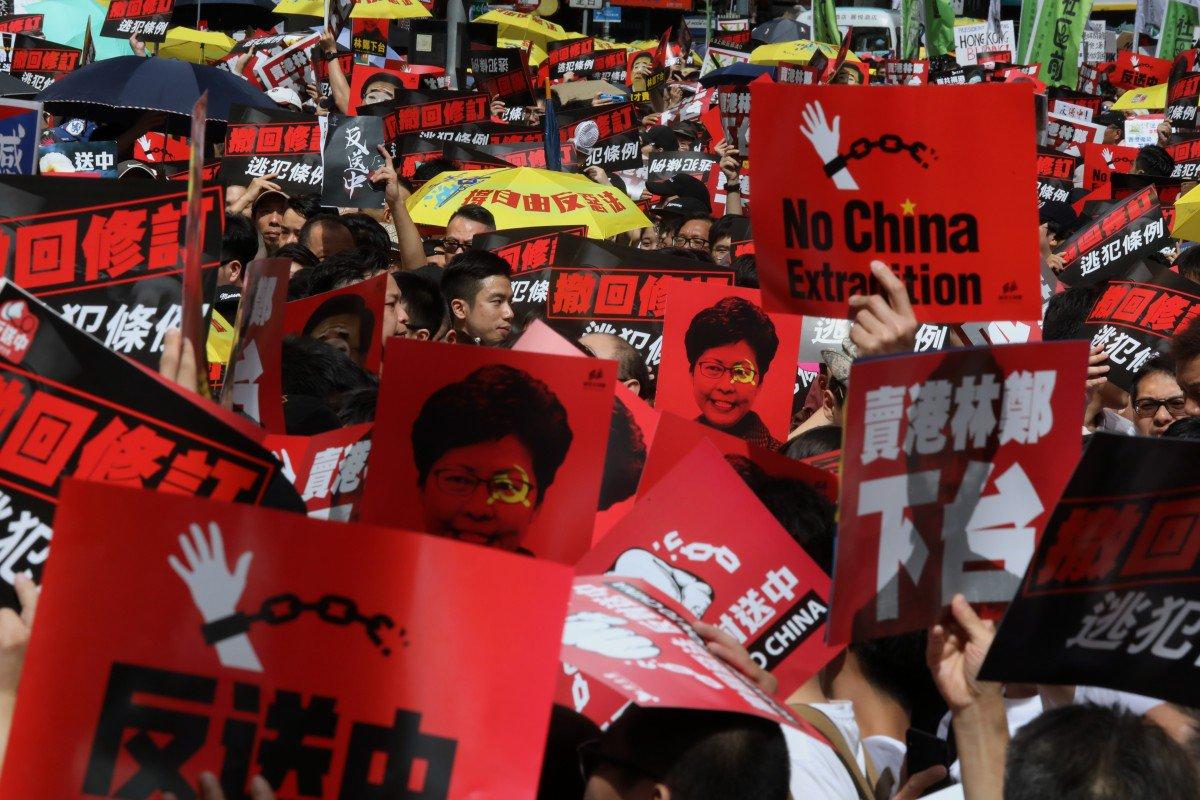 Protestas en Hong Kong aumentan la elección de sus ciudadanos por la privacidad financiera