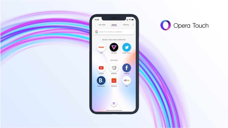 Opera lanza su navegador Blockchain para dispositivos iOS con wallet integrada