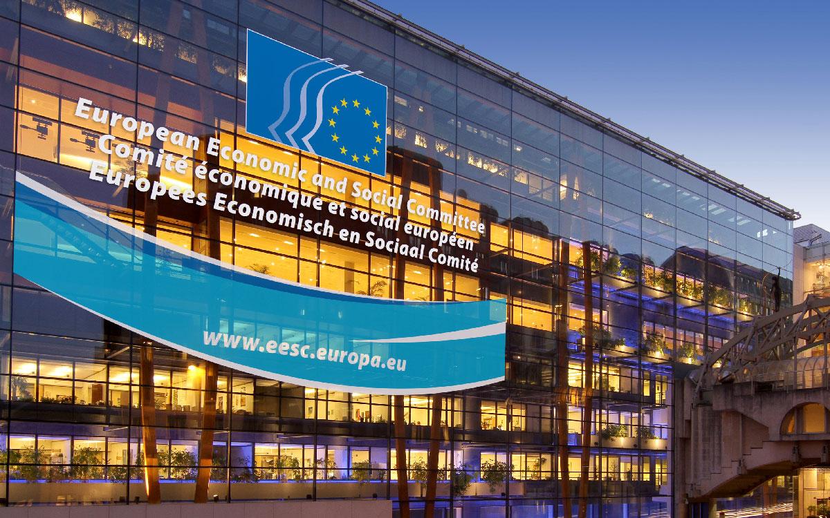 Comité Económico y Social Europeo (CESE) da el visto bueno a Blockchain y a la tecnología de contabilidad distribuida como infraestructura ideal para la economía social