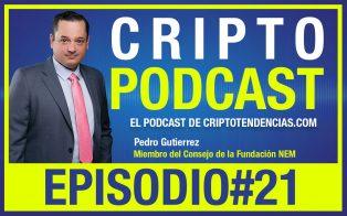 Episodio 21 Entrevista a Pedro Gutierrez miembro del Consejo de la Fundación NEM