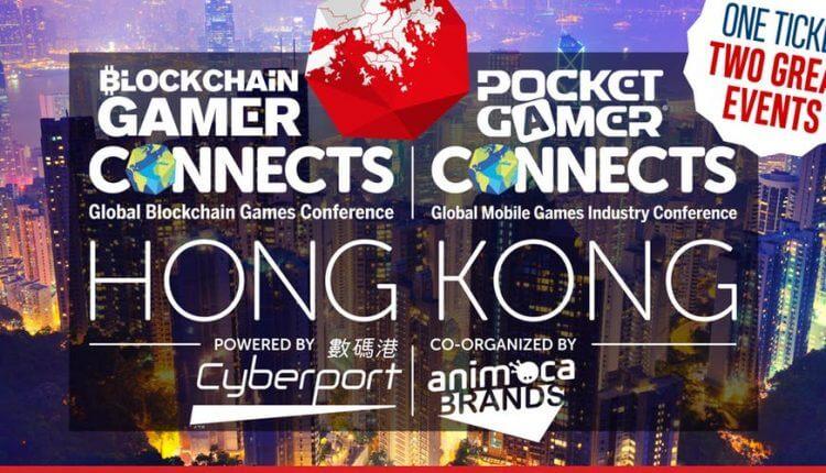 Blockchain Gamer Connects en Hong Kong 2019
