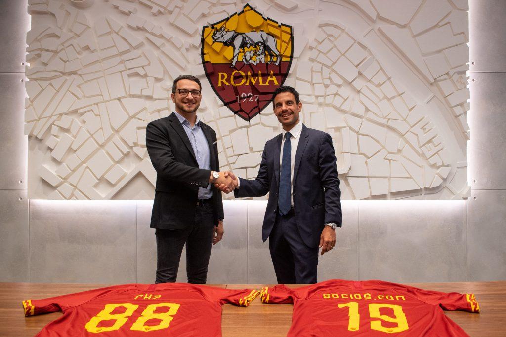Club italiano de fútbol AS Roma lanzará un token para sus fanáticos