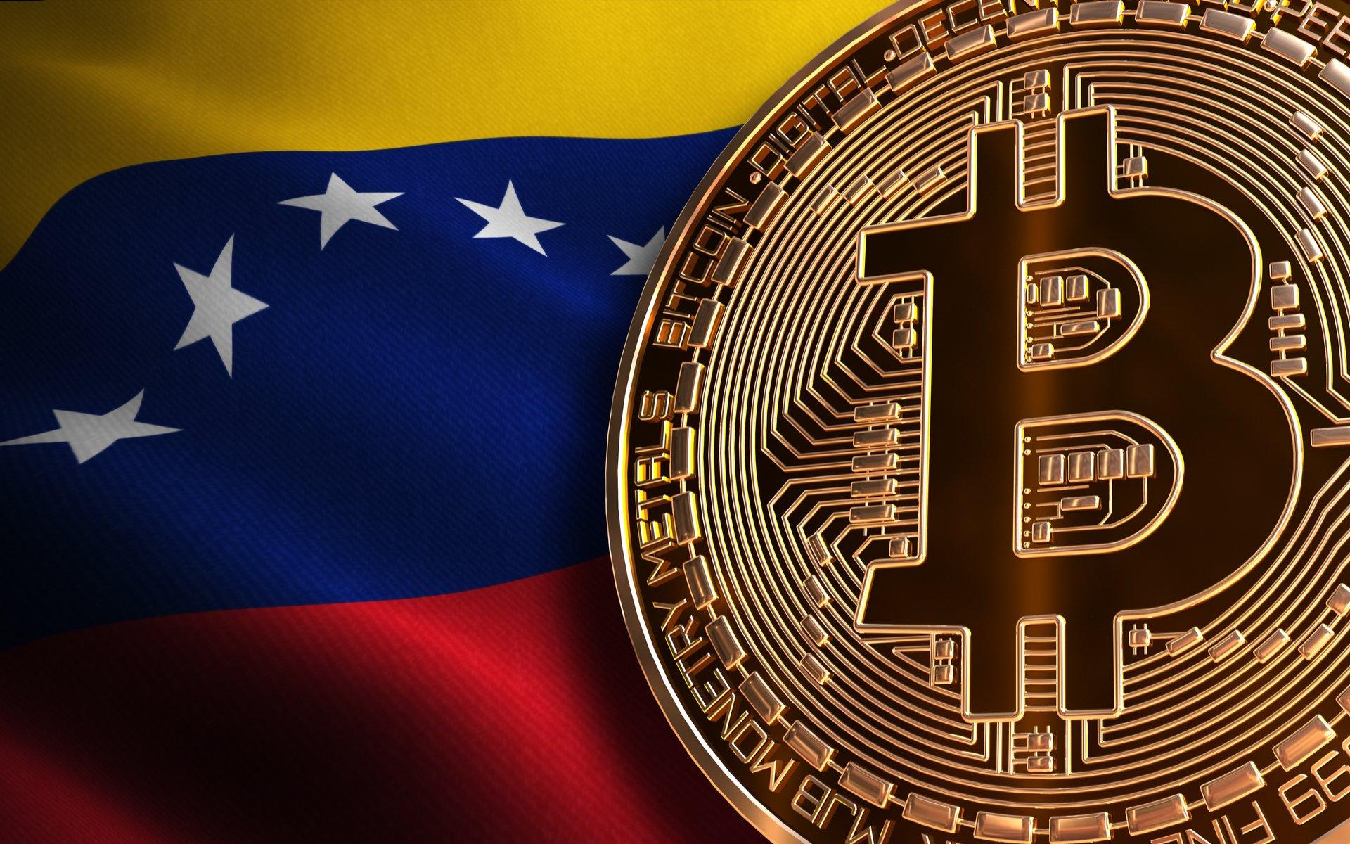 Venezuela nuevamente rompe récord de transacciones en Localbitcoins