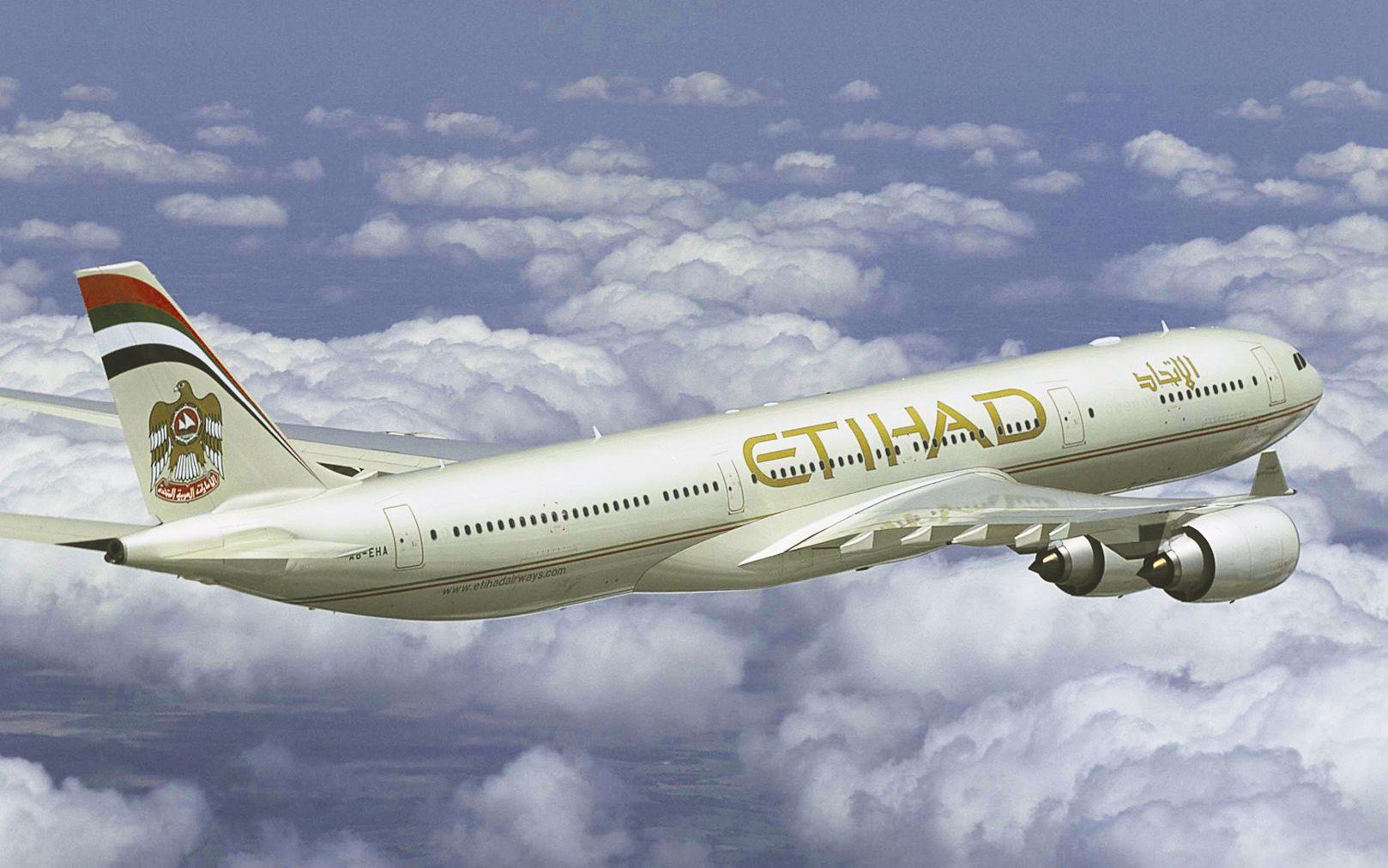 Aerolínea Etihad Airways utilizará tecnología blockchain para mejorar su sistema de distribución de productos y servicios