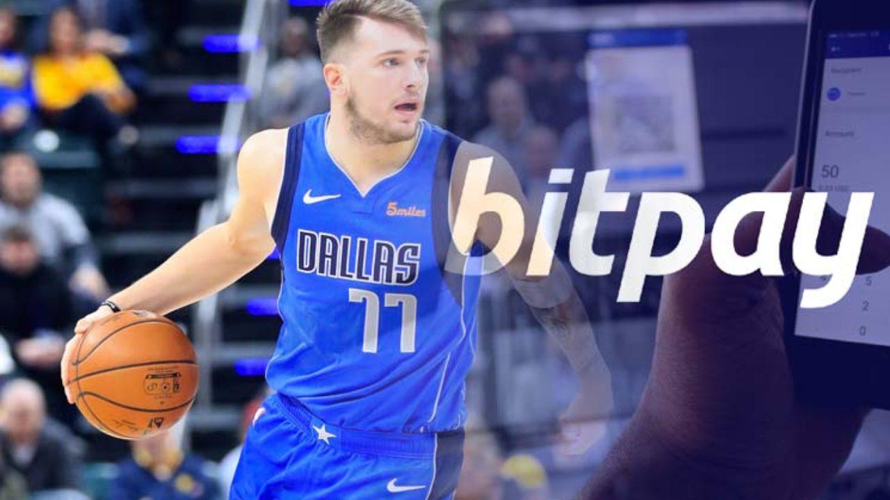 Dallas Mavericks es el segundo equipo de la NBA en aceptar bitcoin