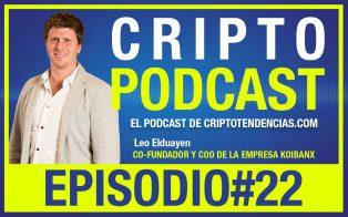 Episodio 22 Entrevista a Leo Elduayen CO FOUNDER & COO de Koibanx