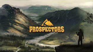 Página oficial del videojuego blockchain Prospectors