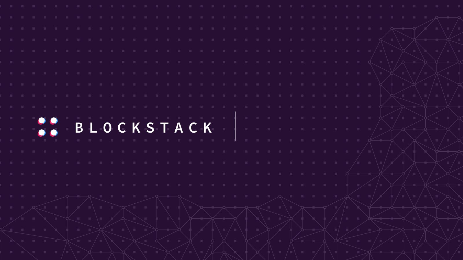 Blockstack consigue 23 millones de dólares en venta histórica de tokens calificada por la SEC