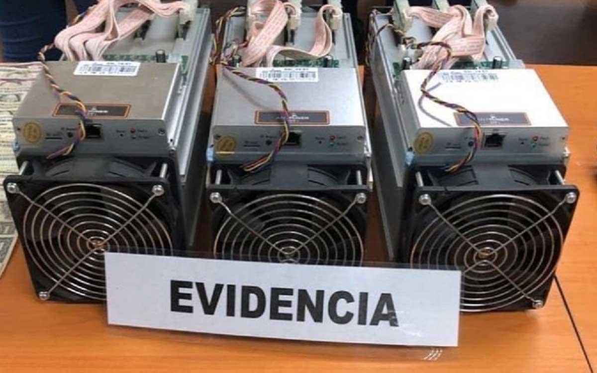 Consideraciones sobre el auge del decomiso de equipos de minería digital en Venezuela