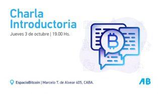 Bitcoin Argentina ofrecerá una charla sobre Bitcoin