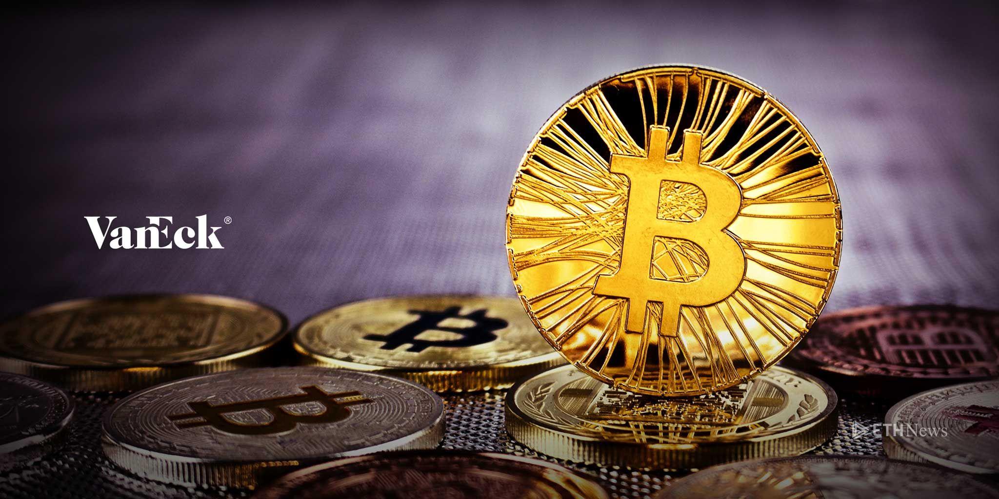 VanEck ofrece un producto financiero de bitcoin inicialmente para inversores institucionales