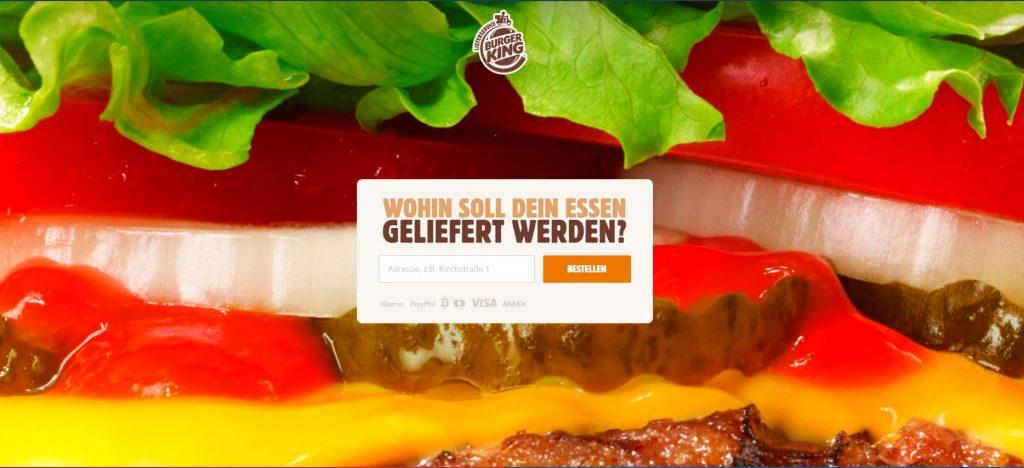 Burger King Acepta Pagos en BTC