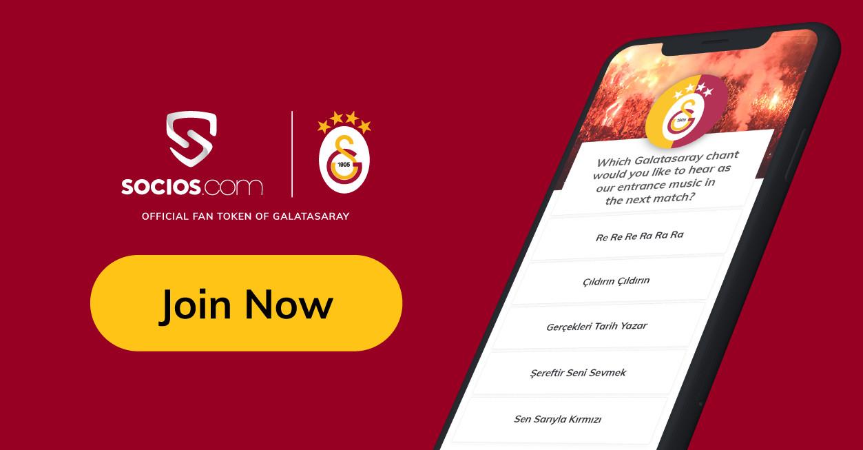 Galatasaray anuncia su token para fanáticos y se une al ecosistema criptográfico