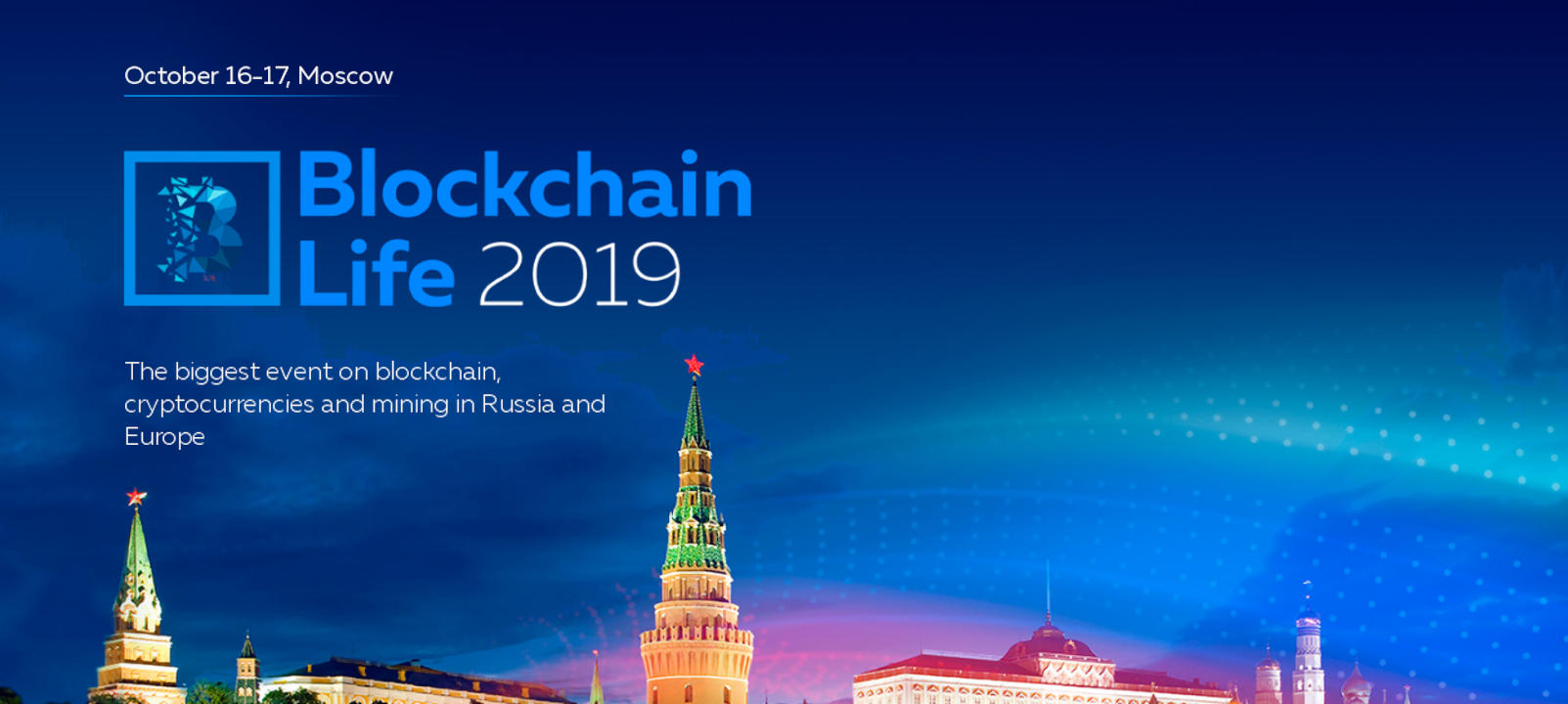 Blockchain Life 2019 Global Rusia