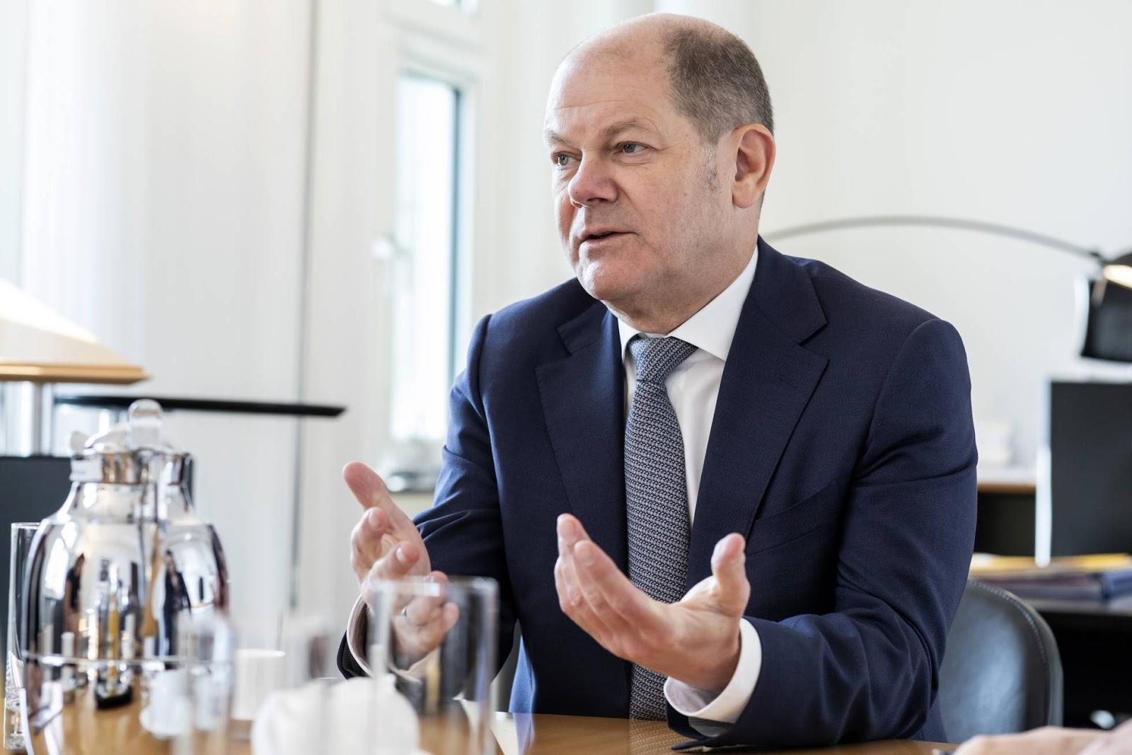 El ministro de finanzas de Alemania apoya el lanzamiento de un euro digital