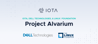 IOTA se asocia con Dell y Linux para desarrollar nuevo proyecto blockchain