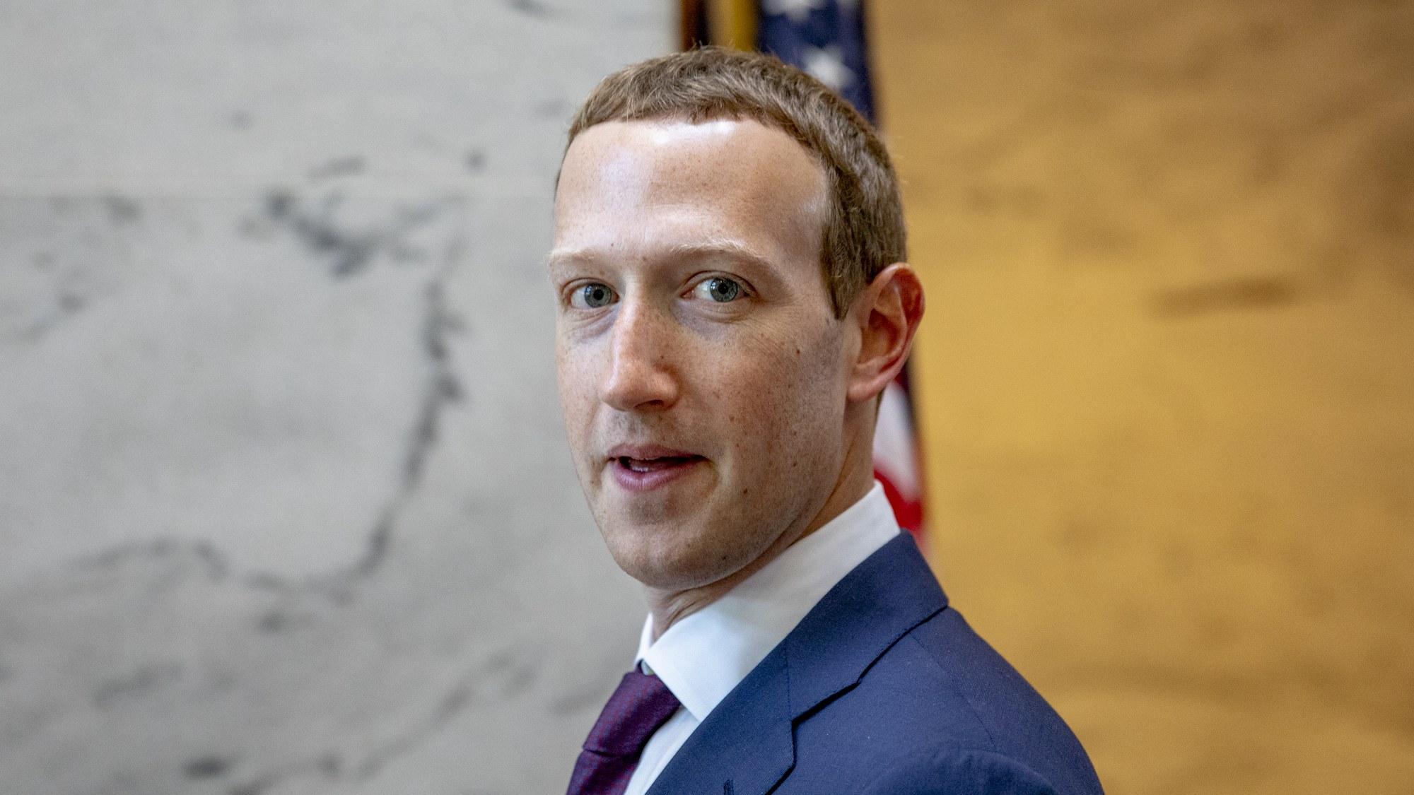 Mark Zuckerberg testifica en el Congreso estadounidense sobre Facebook y el proyecto Libra