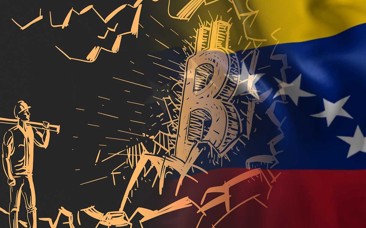 Panorama Cripto En Venezuela: El Pasado