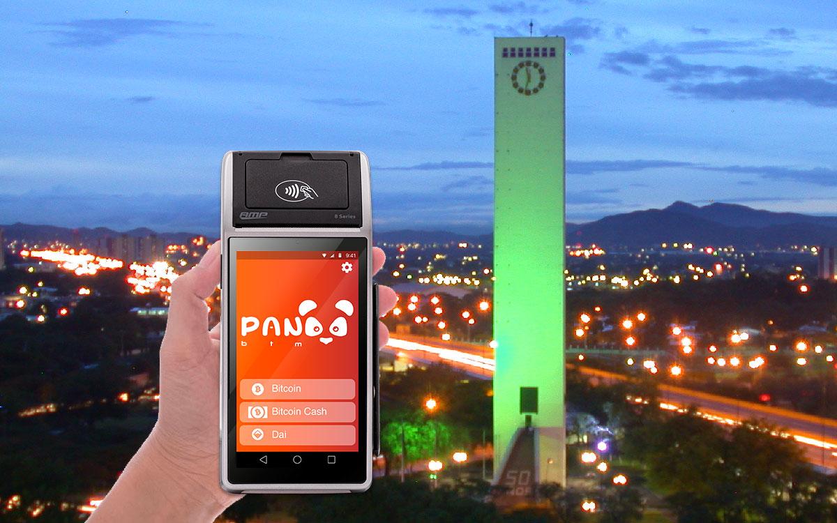 Primer PandaBTM en la ciudad de Barquisimeto
