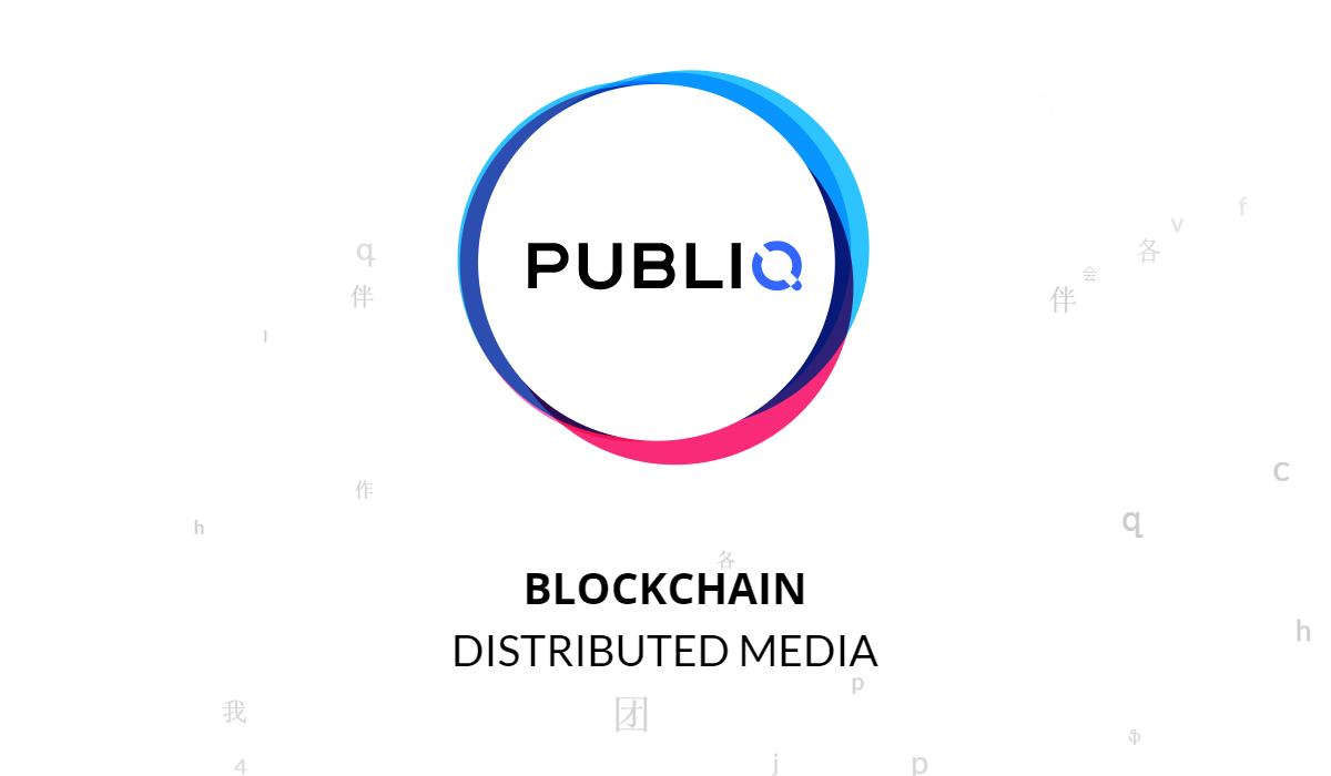 PUBLIQ Distributed Media
