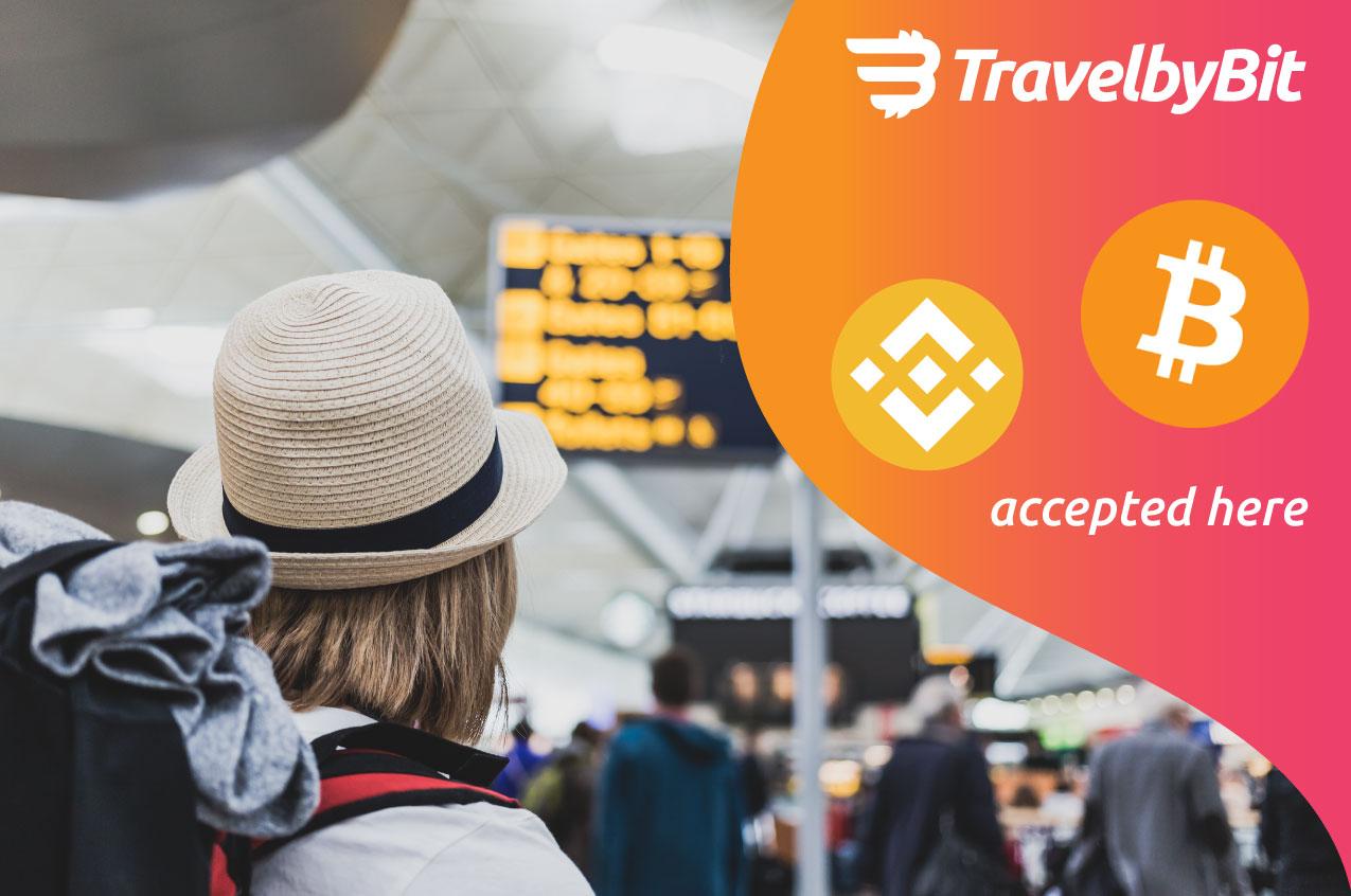 Binance se asocia conn TravelbyBit para el lanzamiento de una tarjeta de recompensas de viaje con respaldo criptográfico