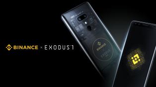 Binance y HTC se unen para el lanzamiento de una edición limitada de su teléfono blockchain Exodus 1, con soporte para la cadena de bloques Binance Chain
