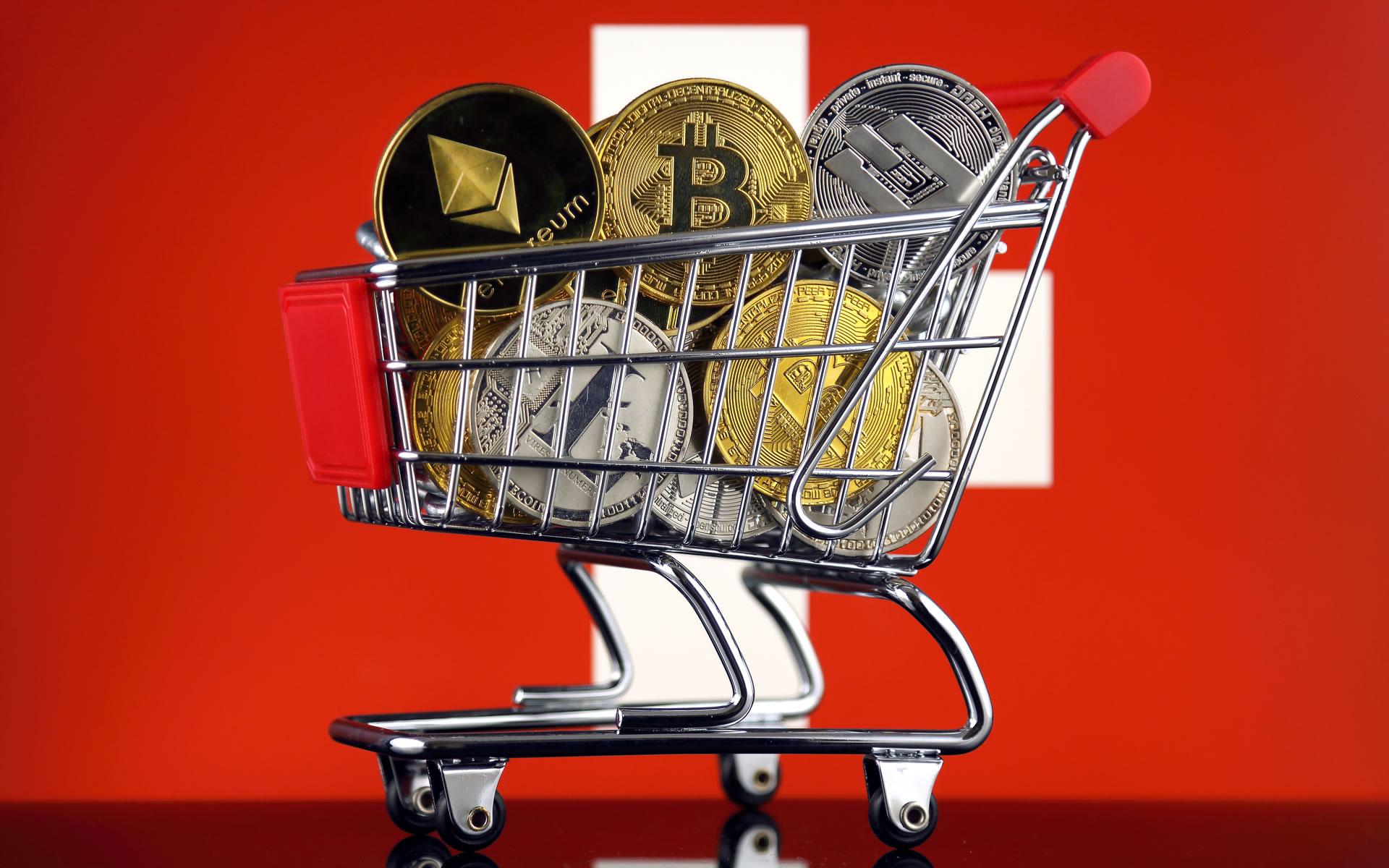 Bitcoin Suisse y Worldline se asocian para extender pagos criptográficos en Suiza