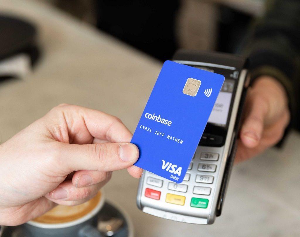 Coinbase ahora es miembro principal de Visa