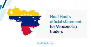 Hodl Hodl inicia sus operaciones en el mercado venezolano
