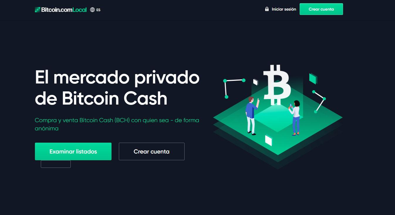 Plataforma local.bitcoin.com