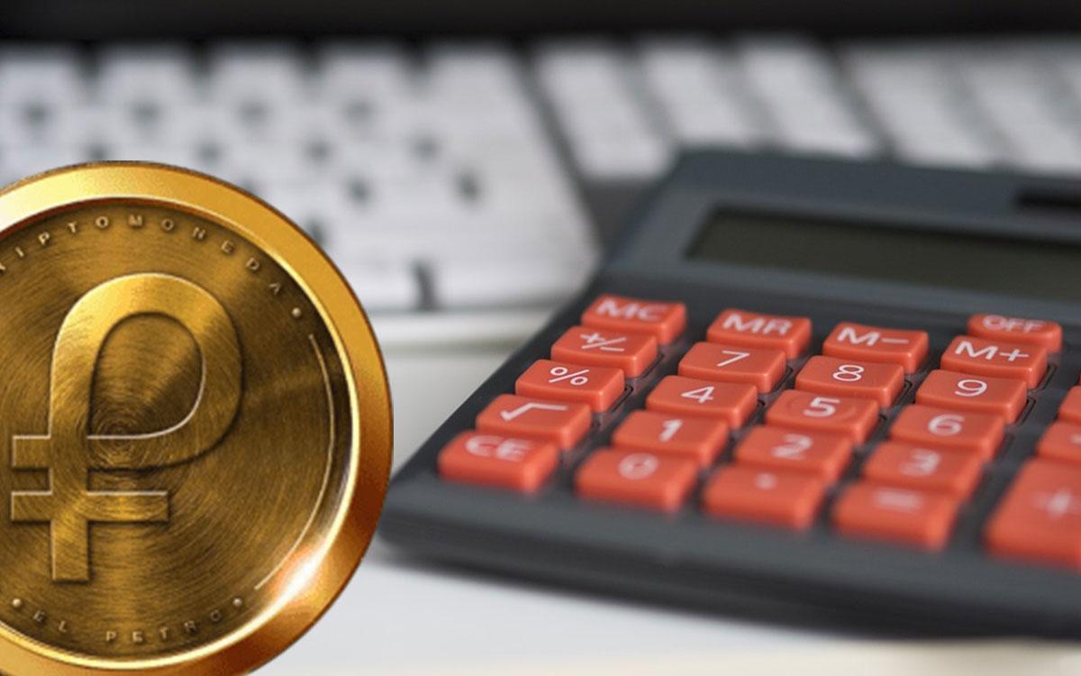 Sunacrip instala mesas de trabajo para sentar las bases del petro en los registros contables