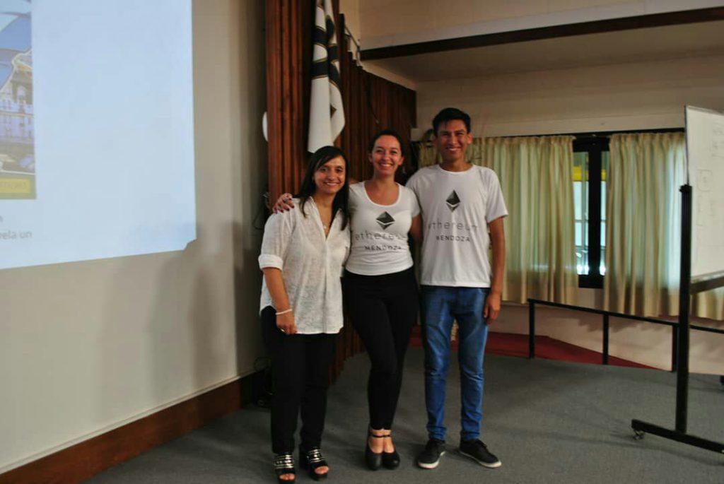 Fotos del evento Universidad Tecnológica Nacional de Mendoza Argentina abre las puertas a Blockchain