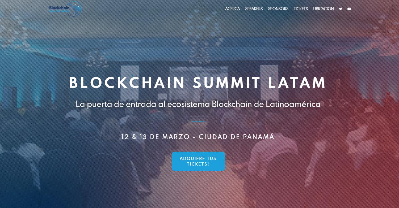 Suspenden la Blockchain Summit Latam 2020 en Panamá debido al coronavirus