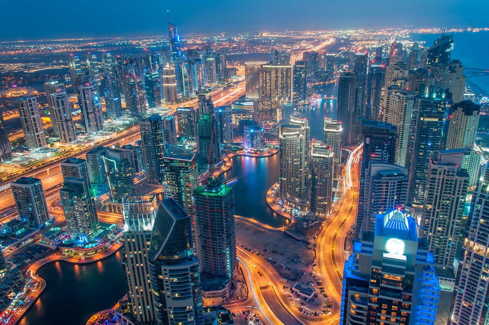 Dubai continúa con su expansión blockchain y lanzará un cripto valle en una zona libre de impuestos