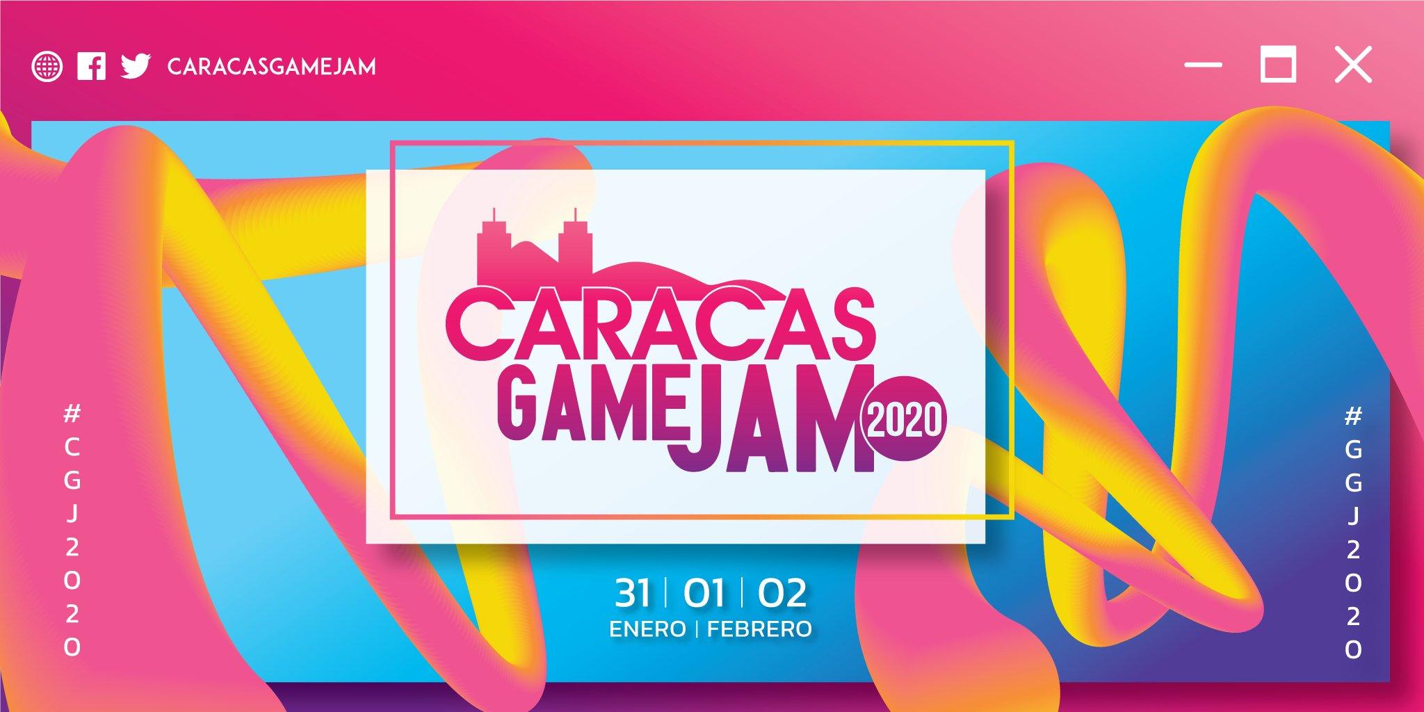 En el Caracas Game Jam 2020, desarrolladores, artistas y diseñadores venezolanos buscarán crear un videojuego que eduque sobre el uso de las criptomonedas