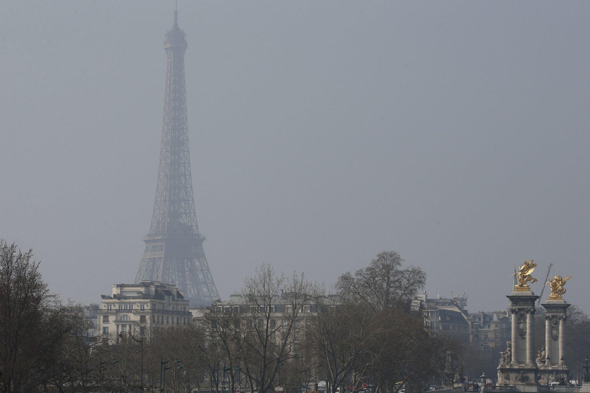 Blockchain y una startup francesa para combatir la polución