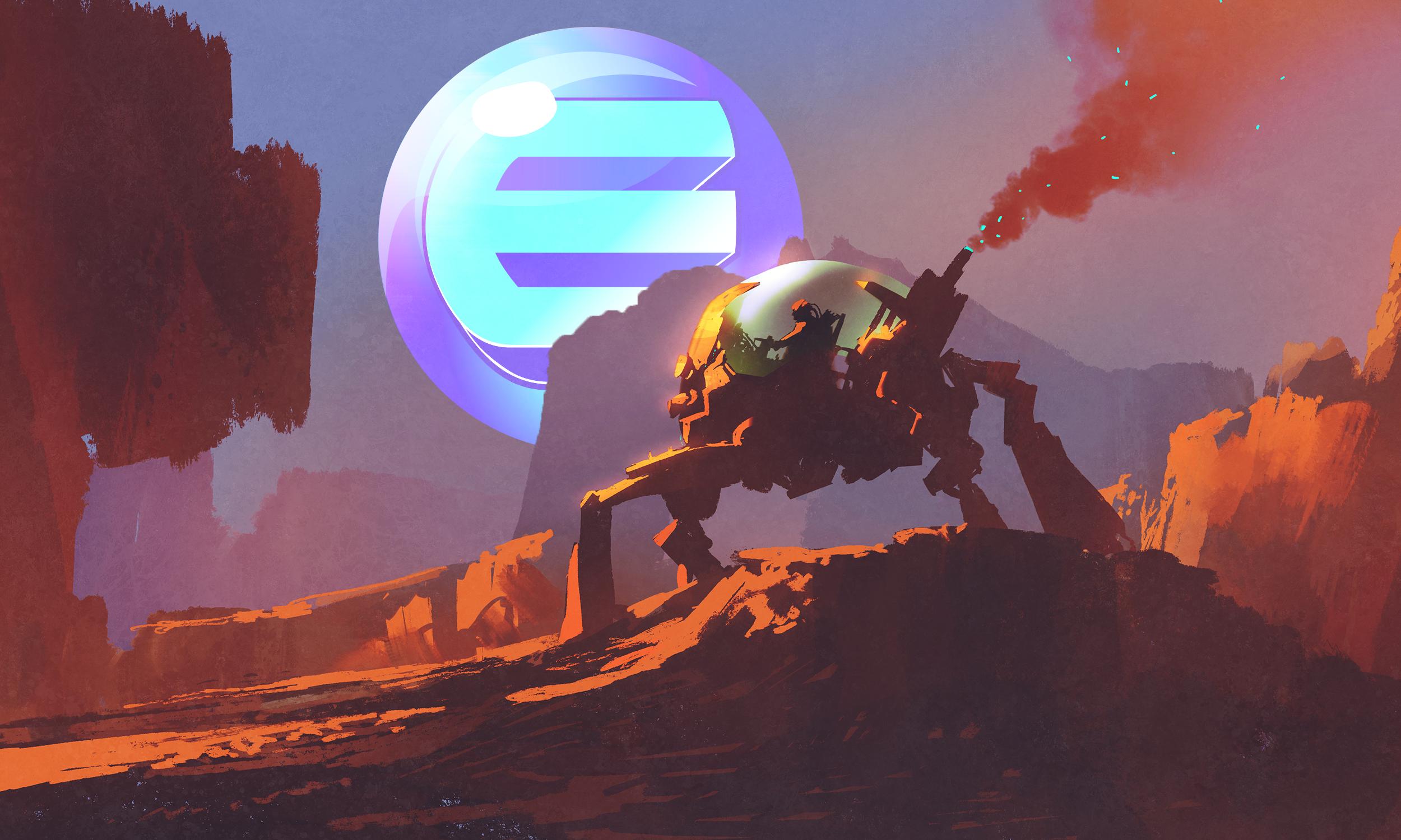 Enjin Platform: la nueva plataforma de desarrollo para videojuegos en Ethereum