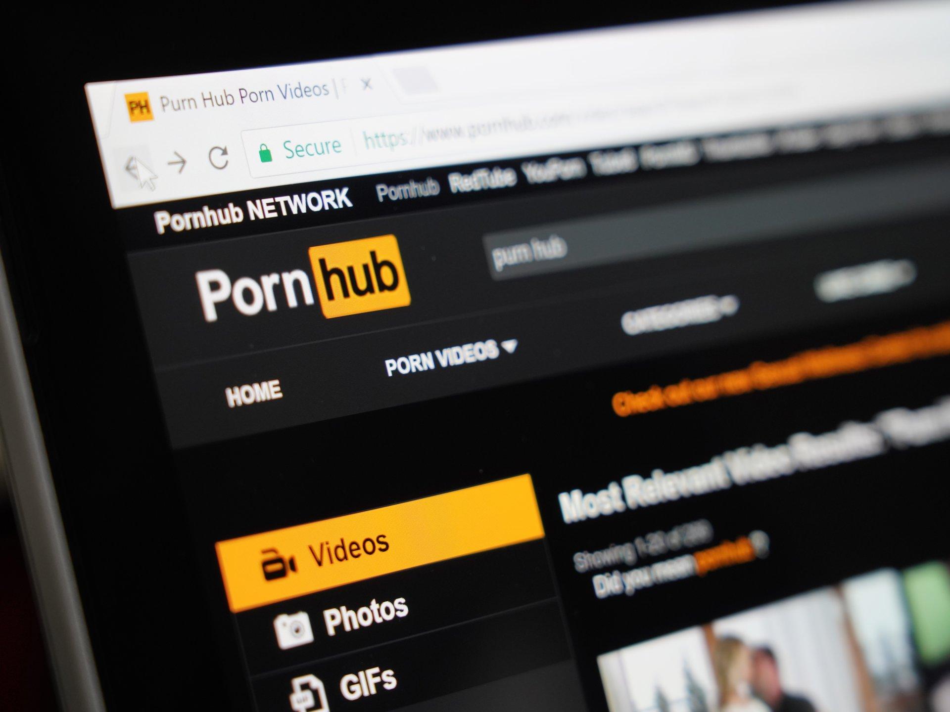 Pornhub puede ser la alternativa para los canales criptográficos de Youtube