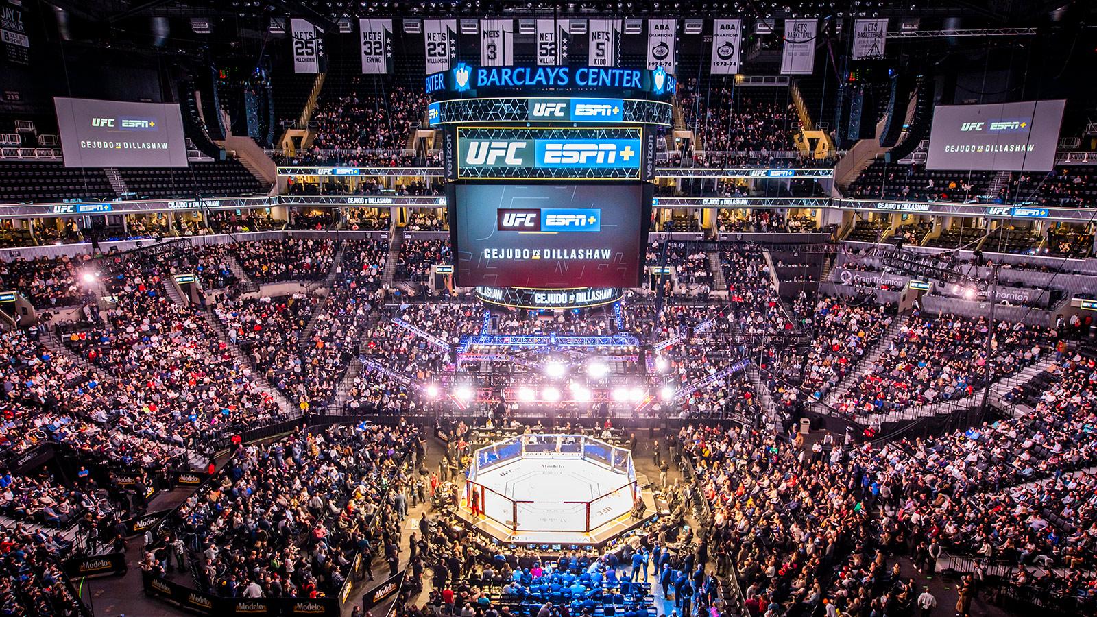 UFC se une a los coleccionables en blockchain