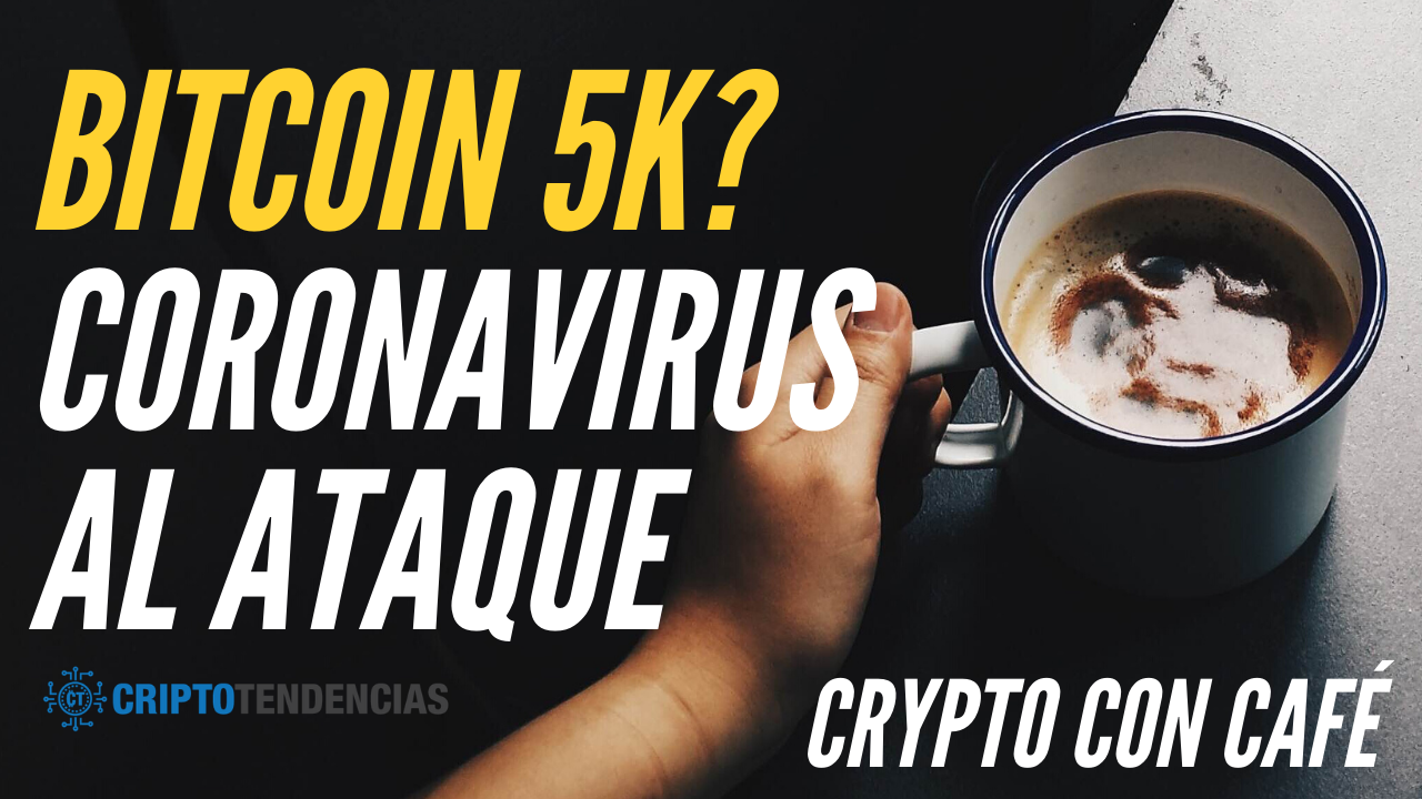 Crypto Con Café - Alberto Blockchain