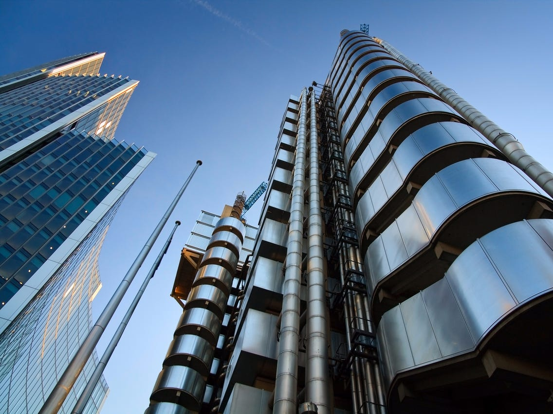 Lloyd's of London amplia su soporte para las criptomonedas