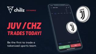 Comercio en el intercambio de tokens para fanáticos deportivos de Chiliz inició operaciones