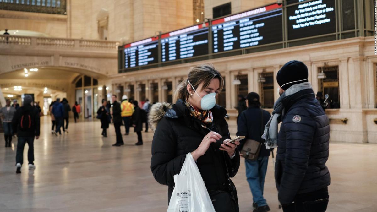 OMS y empresas tecnológicas lanzan el centro blockchain para rastrear el coronavirus