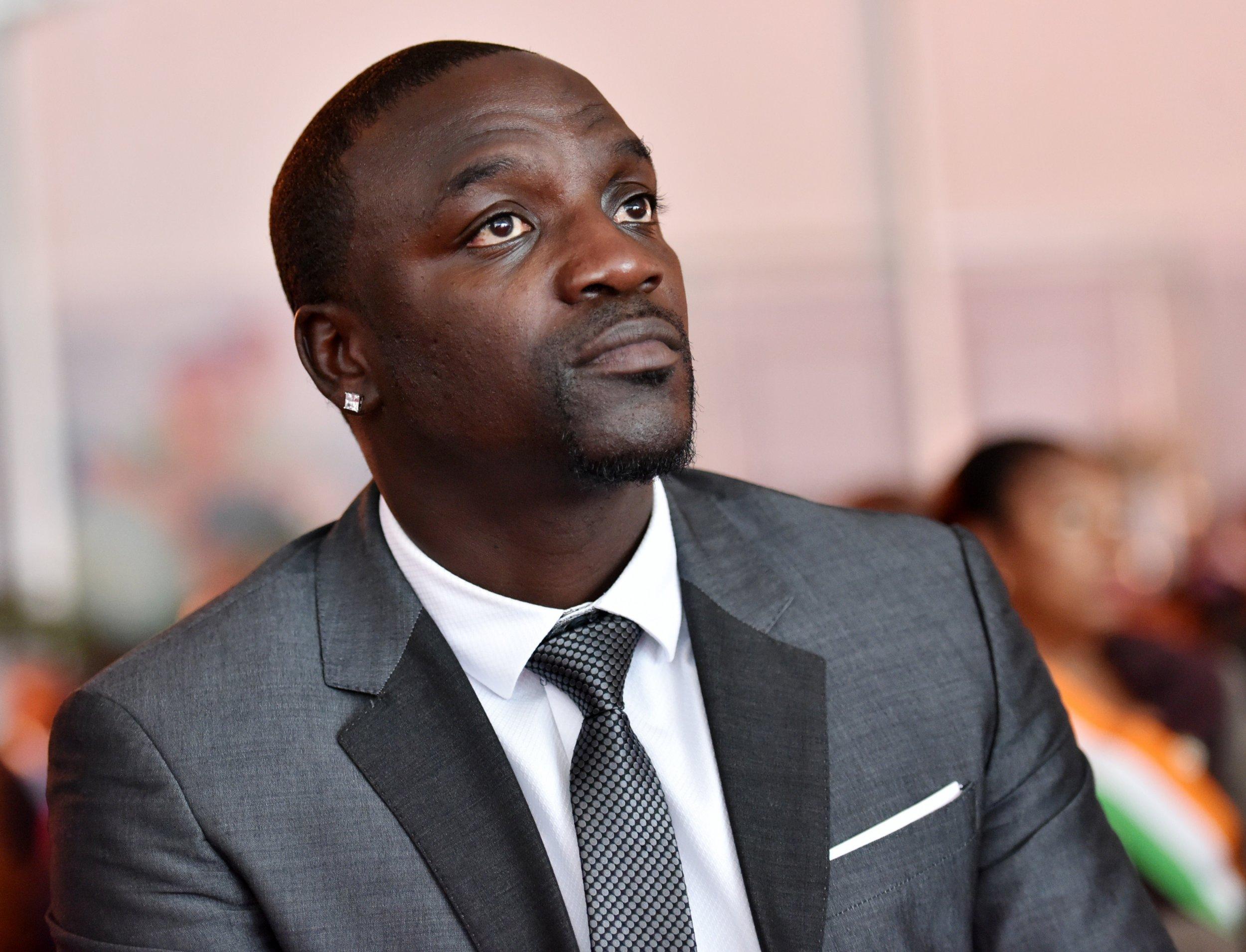 """""""Akoin"""", la criptomoneda del cantante Akon llegará a otra ciudad en África"""