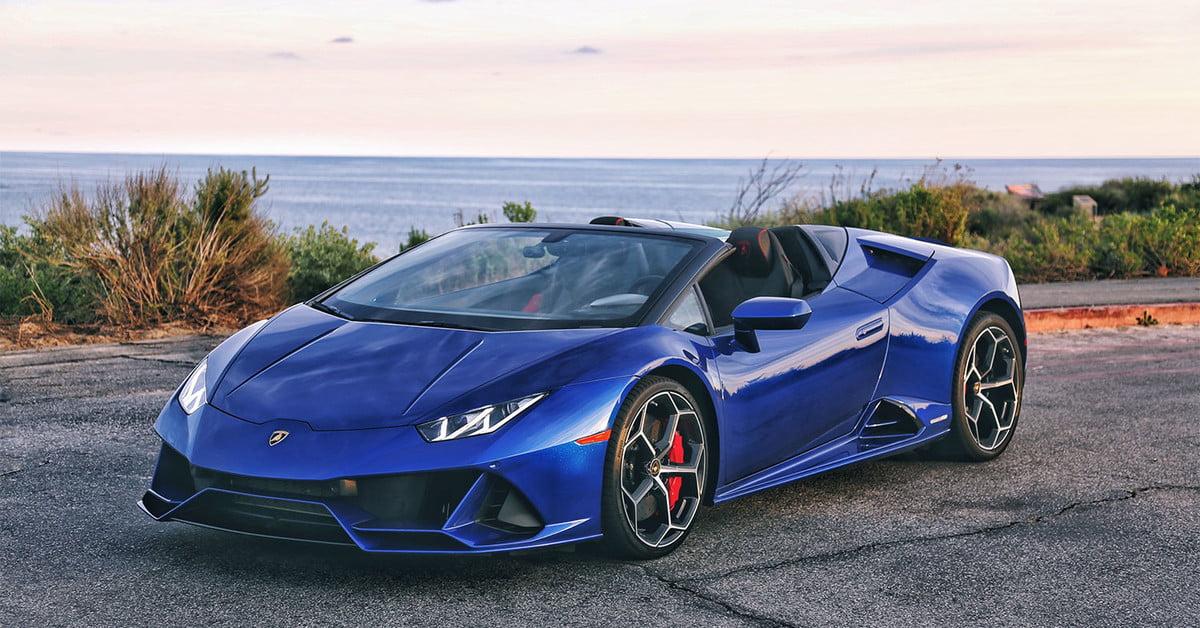 Lamborghini presenta una colección de sellos digitales respaldados por blockchain de sus automóviles más emblemáticos
