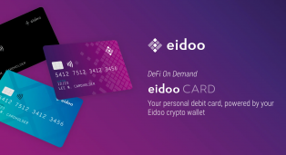 Plataforma de finanzas descentralizadas Eidoo anuncia el lanzamiento de una tarjeta de débito cripto con el respaldo de Visa para usuarios en Europa