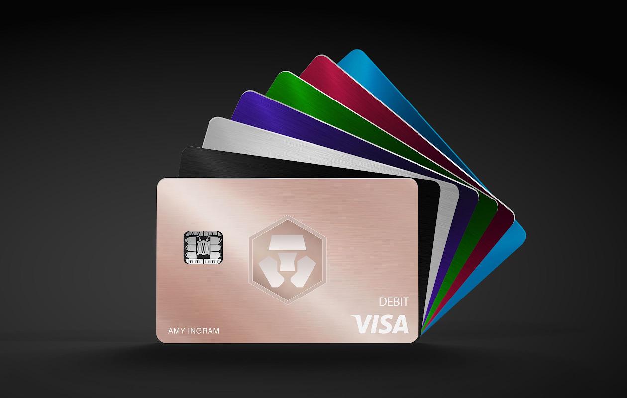 Tarjeta Visa MCO de la firma Crypto.com está disponible ahora en 31 países de Europa