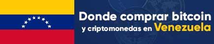 donde comprar criptomonedas y bitcoin en venezuela