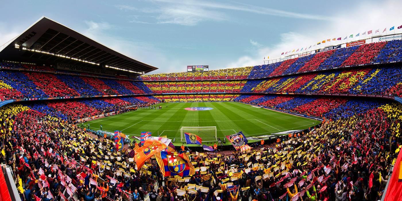 Fc Barcelona ahora permitirá a sus fans elegir canciones que suenen en los partidos mediante la aplicación de Socios.com